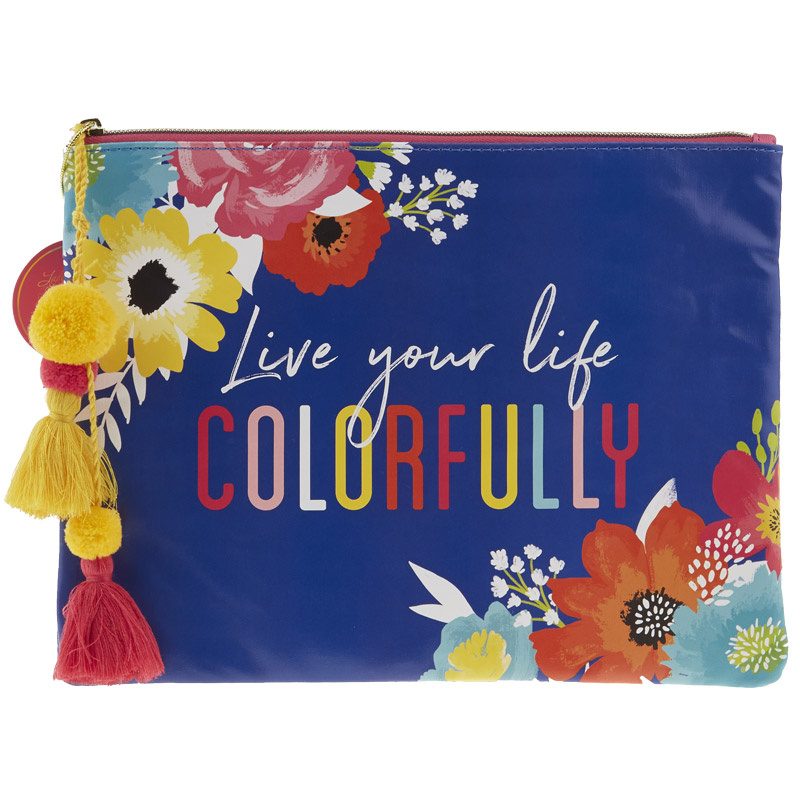 Cantina Live Colorfully Glam Bag