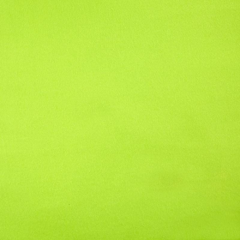 Fluffy Solids - Apple Green Flannel Yardage