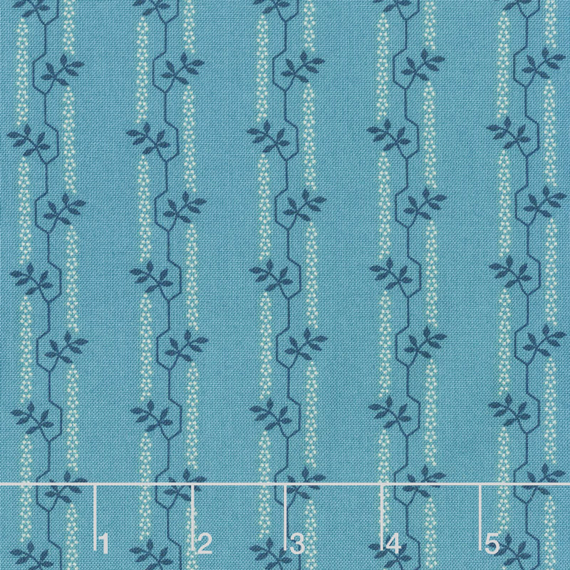 Royal Blue Wander Carolina Yardage Edyta Sitar Of
