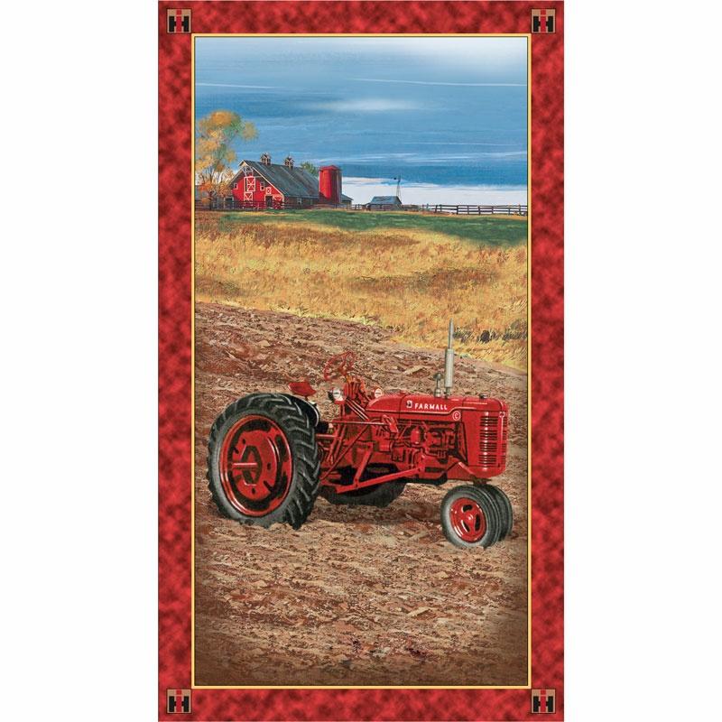 On the Farm - Tractor Multi Panel