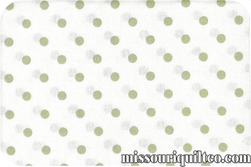 Ava Rose - Mint Dots