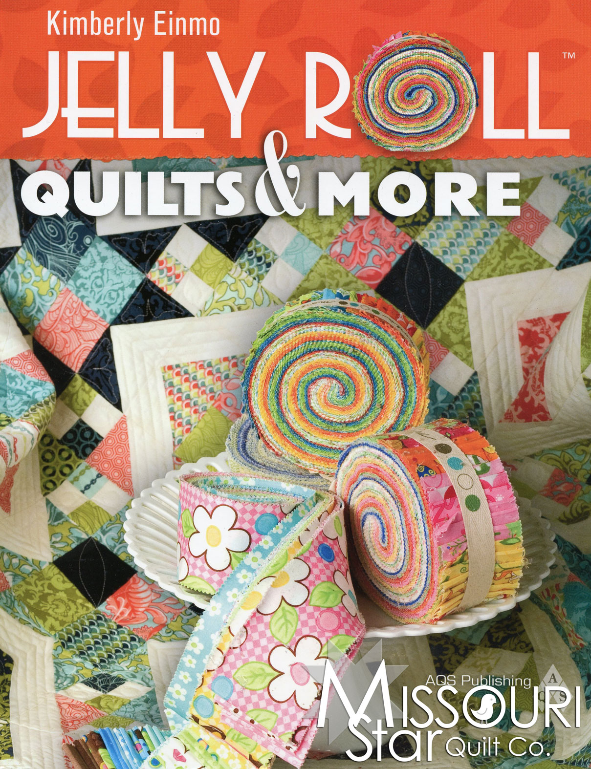 Jelly Roll Quilts Amp More Pattern Book Missouri Star