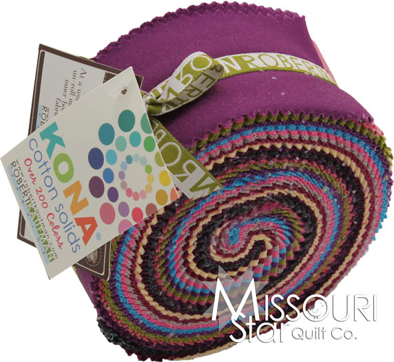 Kona Cotton - Cotton Berry Colorstory Roll Up