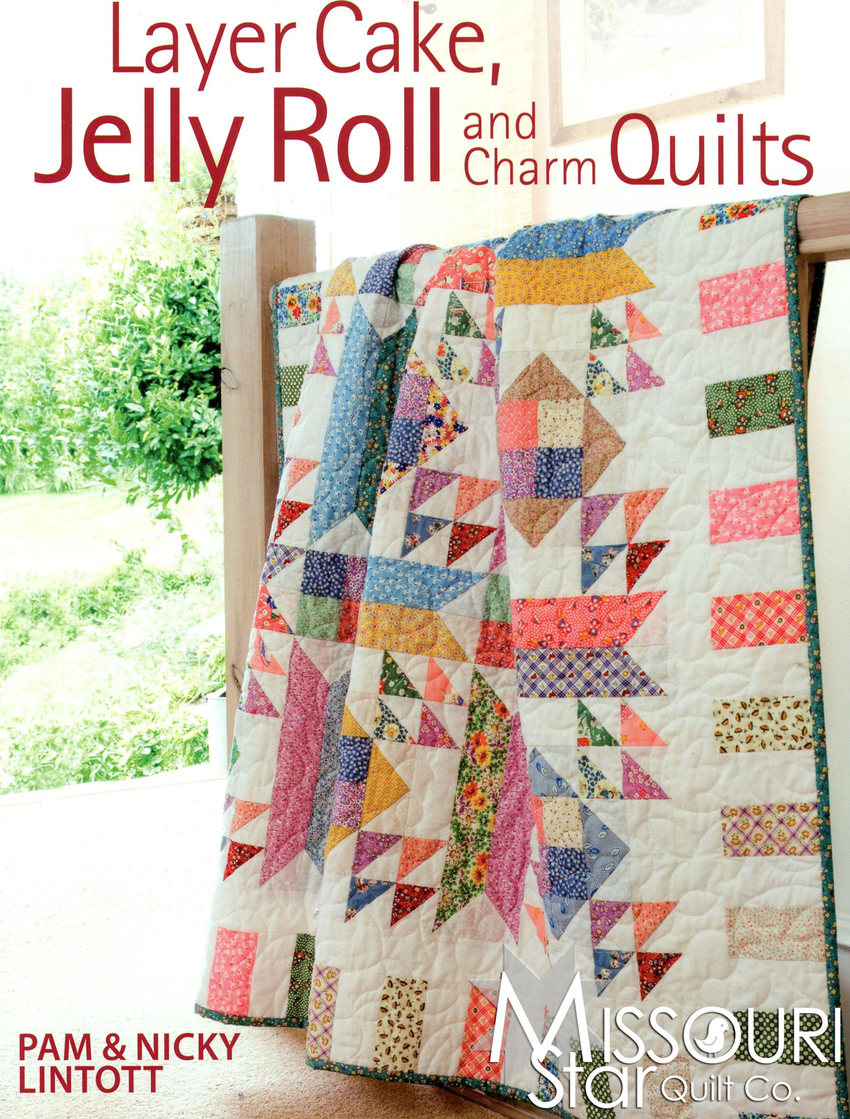 Layer cake jelly roll charm quilts pattern book krause layer cake jelly roll charm quilts pattern book baditri Images
