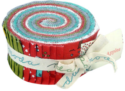 Little Apples Jelly Roll