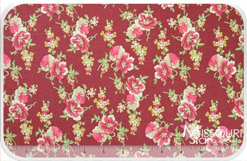 Meadow - Queen Ann Lace Primrose Yardage