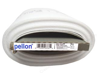 Peltex Ultra Firm Fusible White Yardage