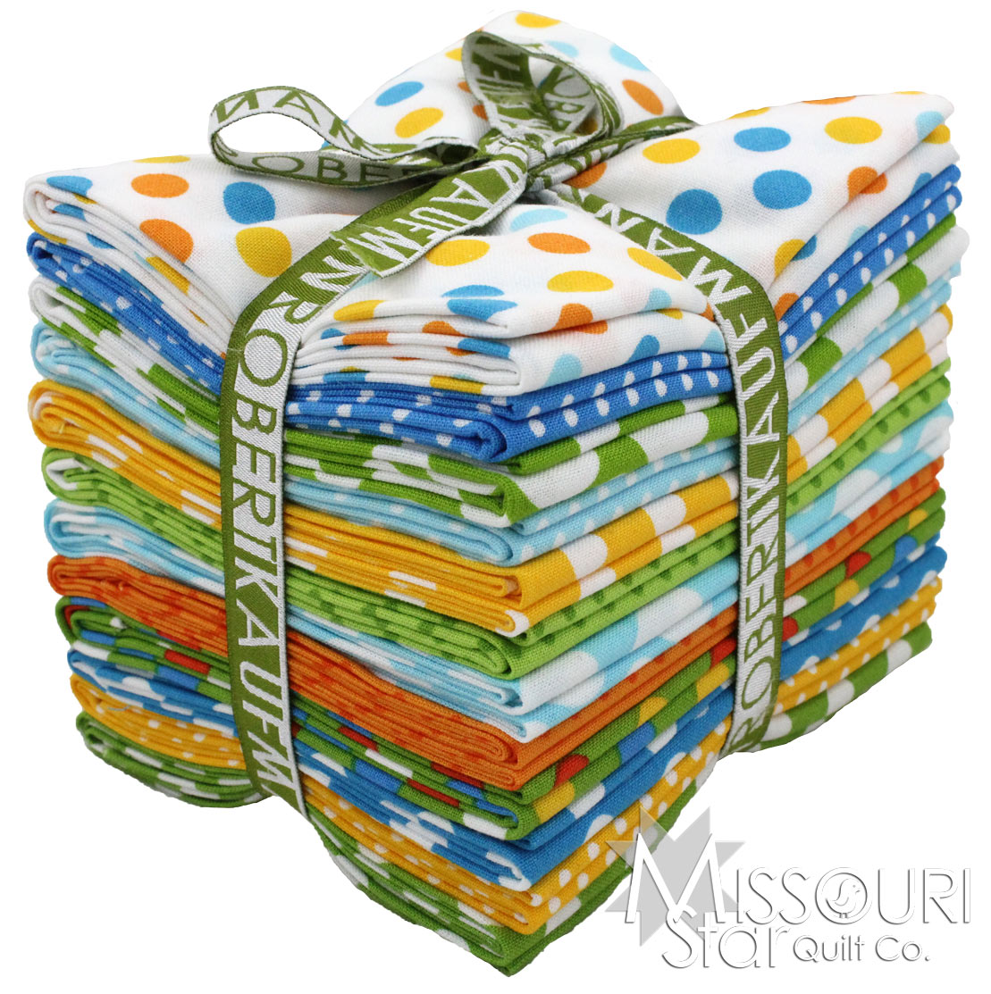 Spot On - Beach Ball Colorstory Fat Quarter Bundle