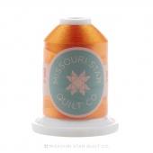 Missouri Star 40 WT Polyester Thread Orange Zest
