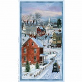 After the Snow - Large Multi Panel