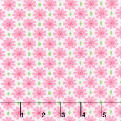 Good Day! - Diamond Daisy Pink Yardage