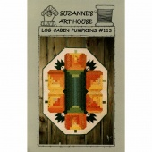 Log Cabin Pumpkins Pattern