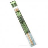 "Takumi Bamboo Single Point Knitting Needles 9"" Size 6 / 4mm"