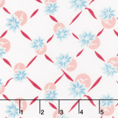 Cheeky - Giggles Blue Raspberry Sweet Cream Yardage