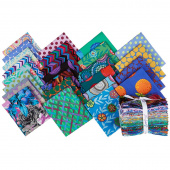 Kaffe Fassett Collective February 2020 Cool Fat Quarter Bundle
