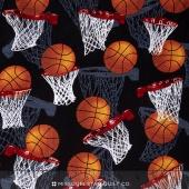 All Sports - Slam Dunk Black Yardage