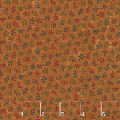 Nature's Glory - Branches Orange Yardage