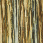 Artisan Batiks - Patina Handpaints Stripes Desert Green Yardage