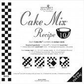 Cake Mix Recipe 10 by Miss Rosie's Quilt Co
