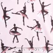 City Ballet - Rehearsal Blush Yardage