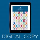 Digital Download - Jumping Jacks Quilt Pattern by Missouri Star