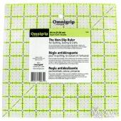 Omnigrid Omnigrip Neon Ruler 8 1/2in x 8 1/2in