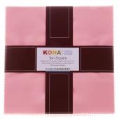 Kona Cotton - Fragrant Fuchsia Ten Squares