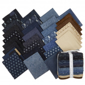 Boro Fat Quarter Bundle