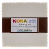 Kona Cotton Solids - Snow Charm Pack