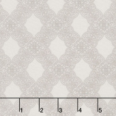Rose Garden - Tile Taupe Yardage