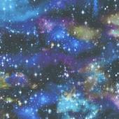 Stargazers - Stars Stratosphere Digitally Printed Yardage