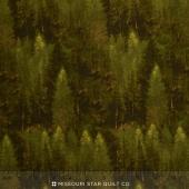 Majestic Outdoors - Majestic Forest Green Yardage