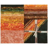 Autumn Delight Batiks Stacks