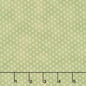 Homestead Harvest - Dot Green Yardage