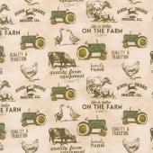 John Deere - John Deere Farm Yardage