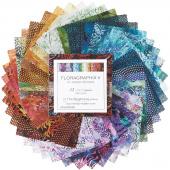 Floragraphix V Charm Pack