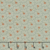 Collection for a Cause - Heritage 10th Anniversary Brambles Aqua Yardage