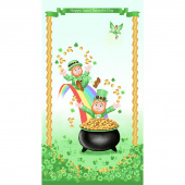 Pot of Gold - Leprechaun Multi Panel
