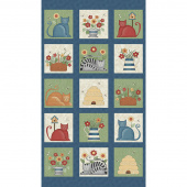 Colorful Cats - Cats Block Multi Panel