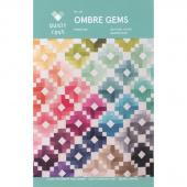 Ombre Gems Pattern