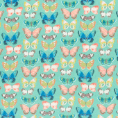 Midsummer Meadow - Flutter Seaglass Yardage