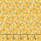 Show Me the Honey - Bees Yellow Yardage