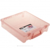 Super Satchel™ Storage Box - Coral