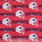 NFL - New England Patriots Cotton Yardage