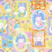 Carrot Patch - Bunny Patch Multi Yardage