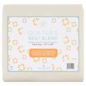 Missouri Star Quilter's Best Blend Twin Batting