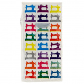 Assorted Sewing Motifs Novelty Tissue Pack