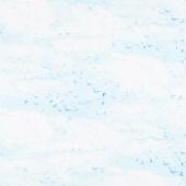 Sail Away - Birds Blue Digitally Printed Yardage