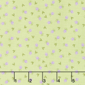 Home Again - Flower Green Yardage