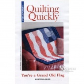 You're A Grand Old Flag Pattern